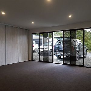 Garage Conversion, Renovation & Partitions