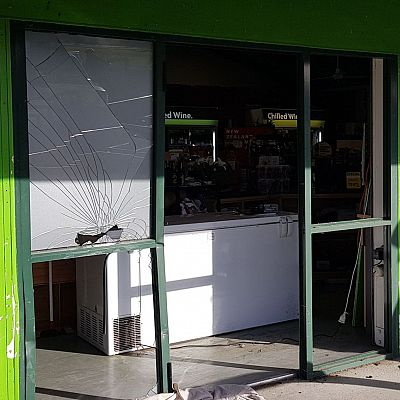 Ram-Raid Joinery & Glazing Repair